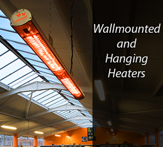 hanging heaters